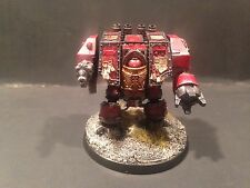 Warhammer 40k Space Marine Forgeworld Black Templar Dreadnought CCW & AC