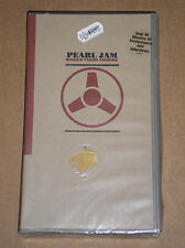PEARL JAM - SINGLE VIDEO THEORY - VIDEOCASSETTA VHS SIGILLATA (SEALED)