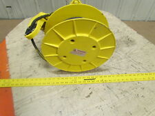 Aero-Motive Weatherproof Electric Cable Reel 40' 16/4 Cord 7A 600V Max Aluminum