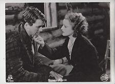 """James Stewart / Jeanette MacDonald (Kinofoto '36) in """"Rose-Marie"""""""