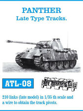 1/35 ATL08 FRIULMODEL WORKABLE TRACKs FOR  PANTHER A & G JAGDPANTHER - PROMOTE