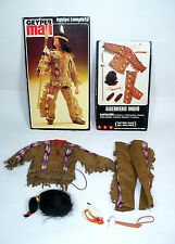 Vintage 1975 GEYPERMAN (Spain) #7511 GUERRERO INDIO Indian Warrior Outfit