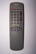 Panasonic TV Remote Control eur51941 tx14gv1 tx14gv1l tx14gv2 tx21gv1 tx21gv1l