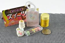 Re-ment Meal Mini Sweets Set Miniature Food New Dollhouse Accessories 1/6 Scale