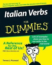 Italian Verbs For Dummies (For Dummies (Language & Literature))