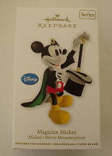 Hallmark 2012 Disney Mickey's Movie Mouseterpieces #1 Series Christmas Ornament