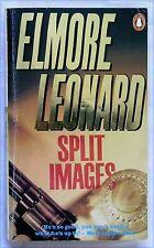 SPLIT IMAGES by Elmore Leonard (Penguin Paperback 1988)