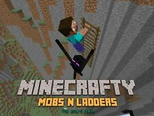New Minecrafty Mobs 'n Ladders - The Board Game - Printable Download