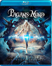 Pagans Mind: Full Circle - Live at Center Stage (Blu-ray Disc, 2015, 2 CD/Blu-ra