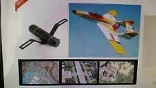 telecamera fly dv FPV USB Spy Camcorder 4GB for RC Airplane Helicopter Lessons