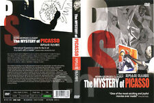 The Mystery Of Picasso, Le Mystere Picasso (1956) - Pablo Picasso  DVD NEW