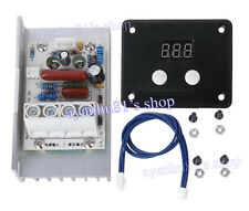 AC 220V 100A Adjust Voltage Regulator Motor Speed Control Lamp Dimmer Thermostat