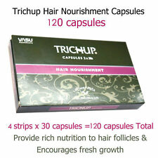 Trichup Ayurvedic Natural Hair Nutrition Capsules for Hair Growth - 120 Capsule