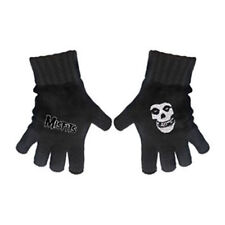 Official Misfits - Logo And Fiend - Fingerless Gloves