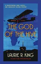 God of the Hive, The (Mary Russell Mystery 10), Laurie R. King, New condition, B