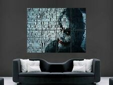 JOKER BATMAN   WALL ART PICTURE POSTER   GIANT HUGE G93