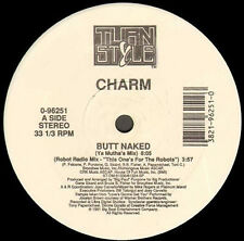 CHARM - Butt Naked - 1991 - Turnstyle - 0-96251 - Usa