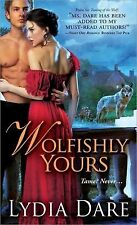 Wolfishly Yours, Dare, Lydia, Good Book