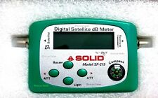 Digital Satellite Signal Finder Meter For Sat Dish Antenna all dish