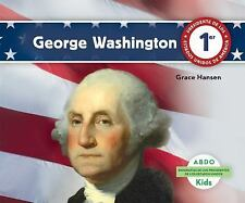 George Washington (Biografias de los Presidentes de los Estados Unidos) (Spanish