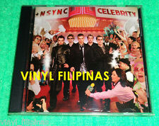PHILIPPINES:NSYNC - Celebrity CD ALBUM,RARE,Boy Band,RARE
