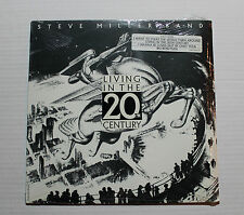 STEVE MILLER BAND Living In The 20th Century LP Capitol PJ-12445 US 1986 M 5D