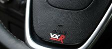 Small VXR Mini Badge Sticker Steering Wheel Car Styling Gear for Vauxhall CP63