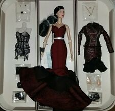 J'Adore La Fete ELYSE JOLIE Fashion Royalty Doll Gift Set & Carrying Case WClub