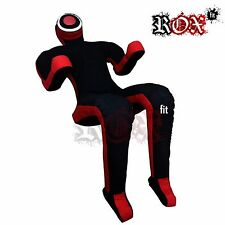 Grappling Dummy ROX Fit BJJ MMA Submission Bags Brazilian Judo Martial Arts 6ft