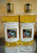 2 Jerusalem Anointing oil , frankincense, Myrrh and spikenard 250 ml Holy Land