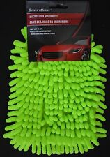 "MICROFIBER WASH MITT Auto Car Household Cleaning Wet/Dry No Scratching 8.5"" x 6"""