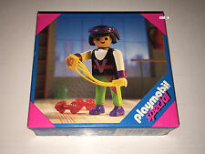 PLAYMOBIL SPECIAL 4518 | BODYBUILDER | 1995 MISB NEW SEALED BOX