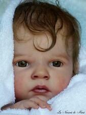 "New Reborn Baby Doll Kit Sabrina By Reva Schick @ 20"" @"