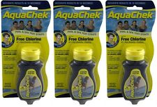 Aquachek Yellow Pool 50pk Spa Test Strips **3 bottles**