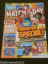 MATCH OF THE DAY - TRANSFER SPECIAL - NOV 4 2008