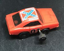 vintage 1980 WARNER BROS The Dukes of Hazzard GENERAL LEE Wind Up Toy Car