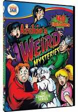Archie's Weird Mysteries Complete Series 40 Episodes DVD Set Animated Collection
