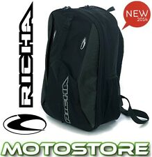 RICHA LAPTOP HOLDER RUCK SACK BACK PACK MOTORCYCLE BAG BLACK