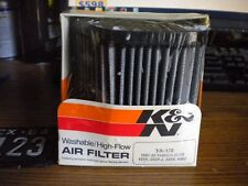 Open Box K&N Reusable Air Filter YA-170 1981-82 YZ125 YZ250 YZ465 YZ490 IT465