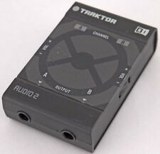 NEW Native Instruments Traktor Audio 2 Line In USB Computer DJ Audio Interface