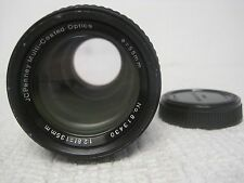 JC Penny F2.8 135mm Multi-Coated Lens for Olympus w/One Cap-Japan-READ ITEM