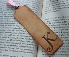 PERSONALISED BOOKMARK-Vintage Style-Stocking Filler-Teacher's Gift-Secret Santa