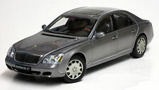 Auto Art 1/18 76152 Maybach 57 SWB Himilayas Grey