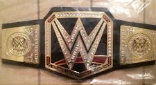 WWE World Heavyweight Championship Toy Title Replica Belt - Kids or Adults