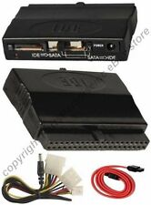 Bi-Directional SATA~IDE/PATA~Serial ATA/SATA2, HD/CD/DVD Cable/Cord/Wire Adapter