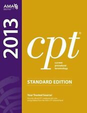CPT 2013 Standard Edition (Current Procedural Terminology (Standard)) (Cpt  Curr