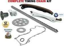 FOR OPEL CORSA C 1.3 CDTi 16v 2003-- ON NEW COMPLETE TIMING CAM CHAIN KIT SET