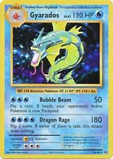 Pokemon XY Evolutions Gyarados Holo Rare Card 34/108 MINT CONDITION