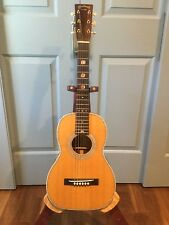 2005 MARTIN CLAIRE'S 1 GUITAR BRAZILIAN ROSEWOOD NEW with CASE MATCHING PICK