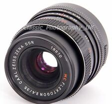 MC Flektogon 2.4/35mm MACRO WIDE-Angle Lens by ZEISS Jena DDR M42 + DIGITAL fit